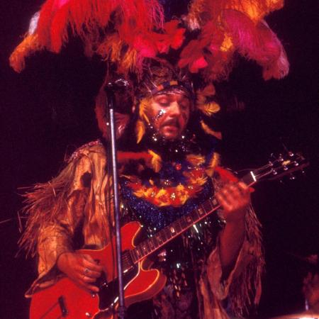 Dr. John, the Night Tripper in full regalia.