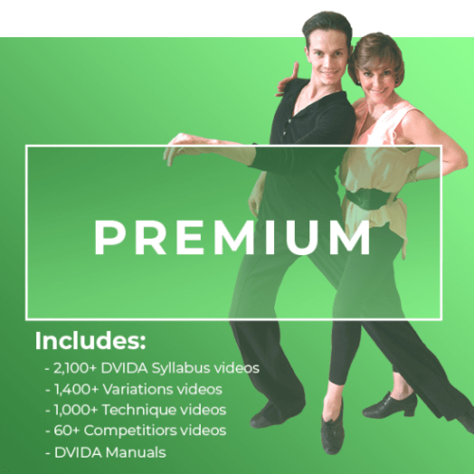 Dance with DVIDA to feel better when you can't get to your lessons.