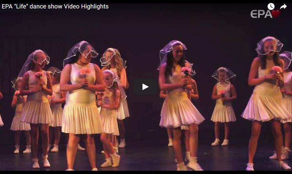 "EPA ""Life"" dance show Video Highlights"