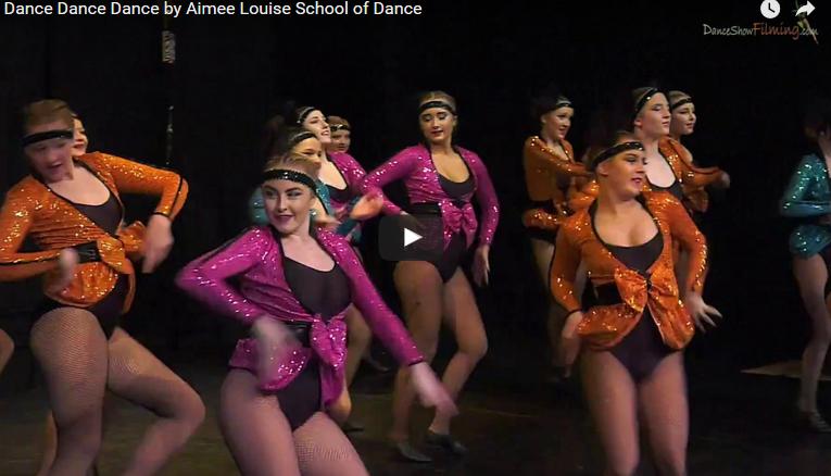 Dance Dance Dance by Aimee Louise School of Dance