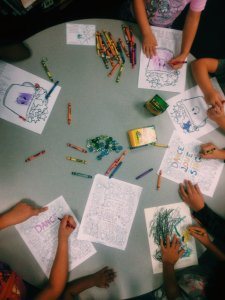 Storybook Dance Making, August 2016