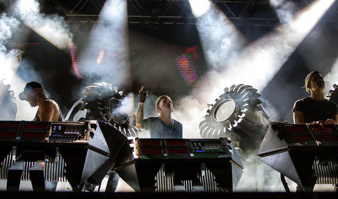 The Glitch Mob exude respect for the process in their third studio album, 'See Without Eyes' [Interview + Album Review]The Glitch Mob 2014