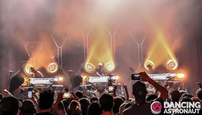 The Glitch Mob – 'See Without Eyes' world tour, ft. The Blade 2.0 – photography by Ryan CastilloIMG 0100