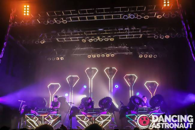 The Glitch Mob – 'See Without Eyes' world tour, ft. The Blade 2.0 – photography by Ryan CastilloIMG 0233