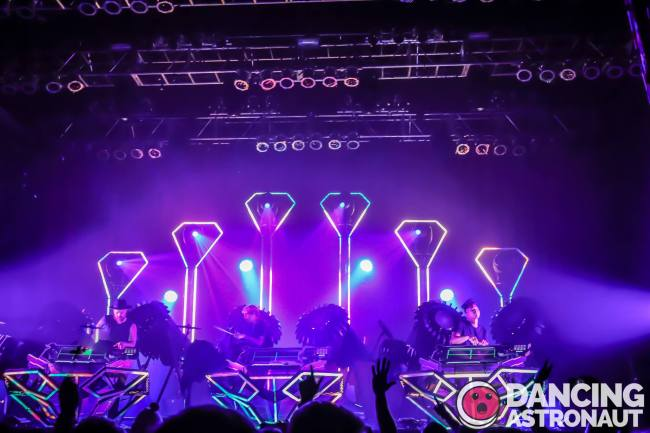 The Glitch Mob – 'See Without Eyes' world tour, ft. The Blade 2.0 – photography by Ryan CastilloIMG 0237