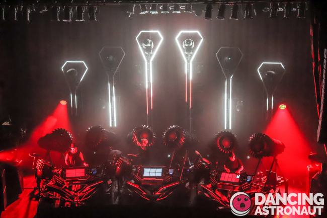 The Glitch Mob – 'See Without Eyes' world tour, ft. The Blade 2.0 – photography by Ryan CastilloIMG 0257