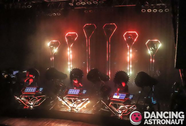 The Glitch Mob – 'See Without Eyes' world tour, ft. The Blade 2.0 – photography by Ryan CastilloIMG 0319