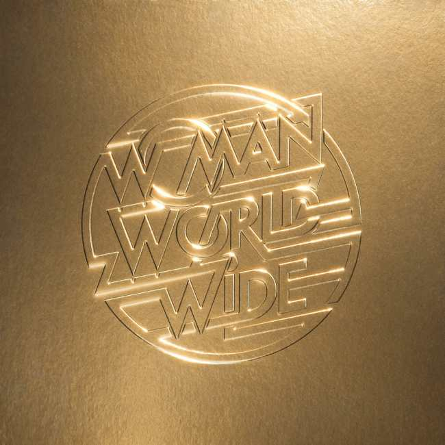 Dancing Astronaut's Top 10 Albums of 2018Justice Woman Worldwide Hi Res Art