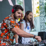 Steve Aoki and Alok come together to recreate The Chemical Brothers 2009 original 'Do It Again'Steve Aoki Alok Press Photo 2