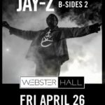 JAY-Z will open newly renovated Webster Hall with 'B-Sides' showJay Z B Sides 2 Webster Hall