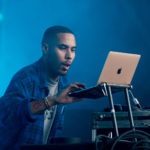 Troyboi executes on yet another intricate, bass-riddled hit, 'MADTING'Troyboi IleSoniq 2019 By Pierre Bourgault 9