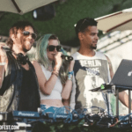 MK, Anabel Englund, Lee Foss reunite as Pleasure State with two-track EP, 'Break Away'Pleasure State CRSSD