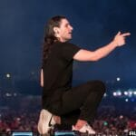Skrillex and Noisia deliver bass-hallowing merger with josh pan and Dylan Brady, 'Supersonic (My Existence)'Eaw0O1nsAAzJ56