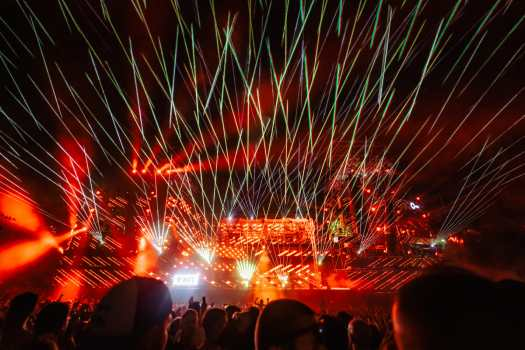 EXIT Festival celebrates a monumental 20th anniversary in Novi Sad, Serbia — photos by Jelena Ivanovic, Marko Edge, and Benny GasiDA Amelie Lens Foto Jelena Ivanovic 7