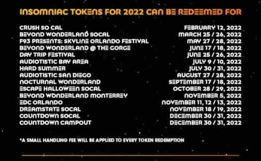 Insomniac declares EDC Las Vegas 2022 dates, opens pre-saleInsomniac