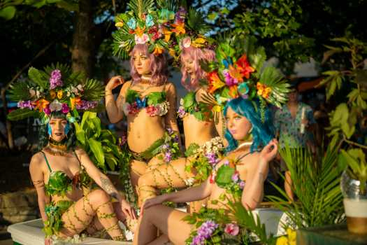 Deep Tropics welcomes festival goers to the jungle for 2021 edition [Photo Gallery]Pic1 @1000wordmirrors