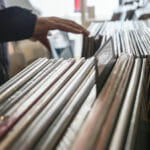 Experimental setup facilitates listening to records with your teethVinyl Records Ian Laker For Getty Images