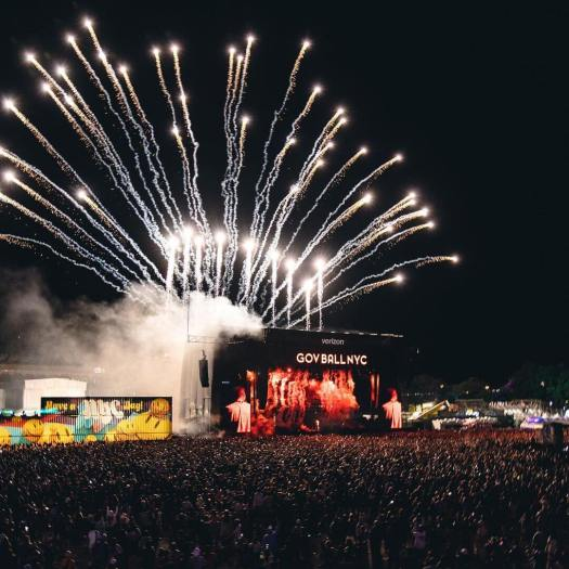 Governor's Ball Music Festival returns for a weekend of epic proportions [Photo Gallery]Gov Ball Insta