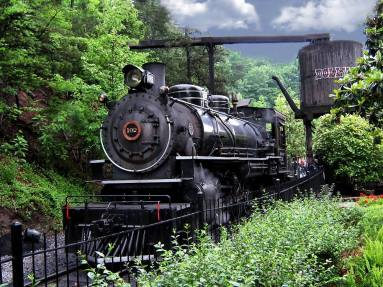 Dollywood Train