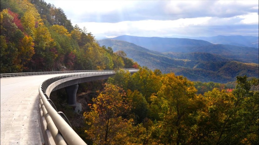 Fall, Foothills Parkway, Seasons in the Smokies