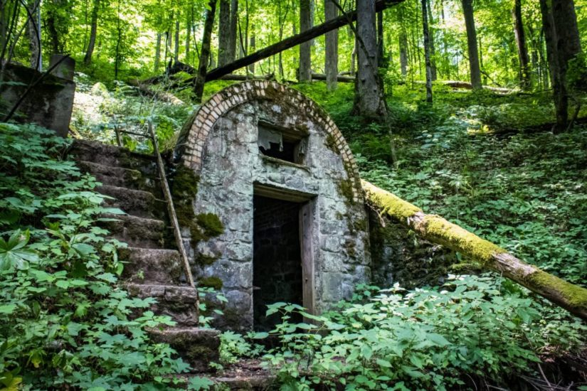 Fairy House  Secret Places in the Smokies