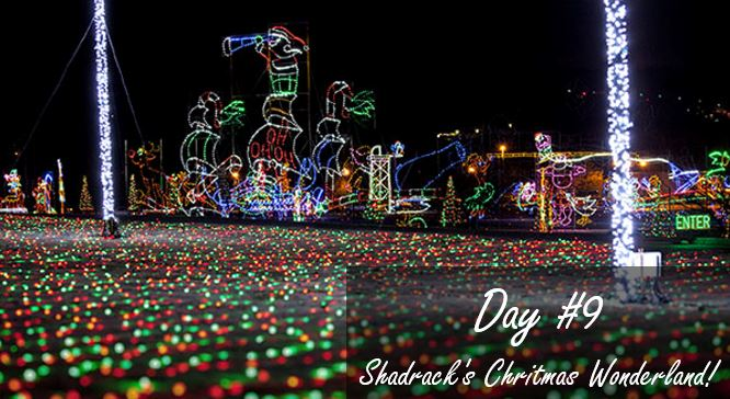 Shadrack's Christmas Wonderland of Lights