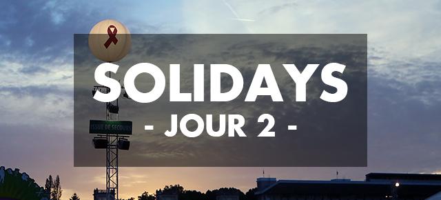 Solidays 2015 // Jour 2: Caribou, Rone, IAM, Grand Blanc, The Vaccines, Feu! Chatterton // Hippodrome de Longchamp