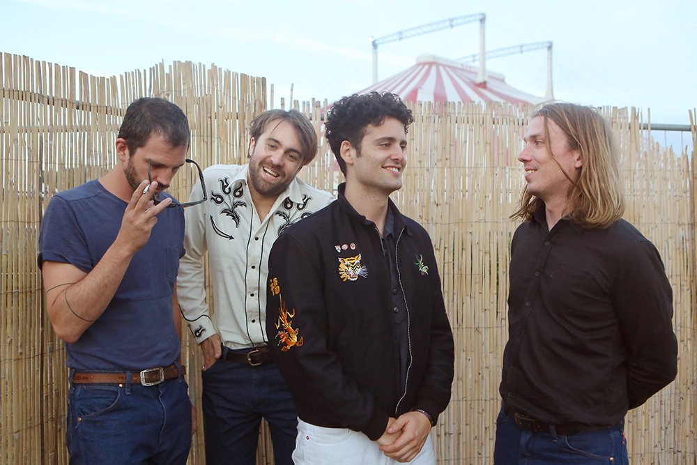 Portrait The Vaccines Paris 2015 Interview