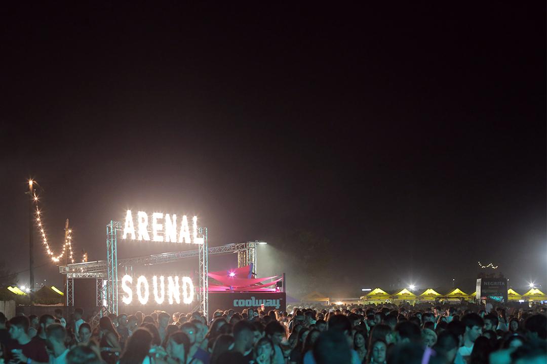 Arenal Sound Festival Live Report en français