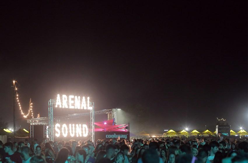 On a testé l'Arenal Sound Festival