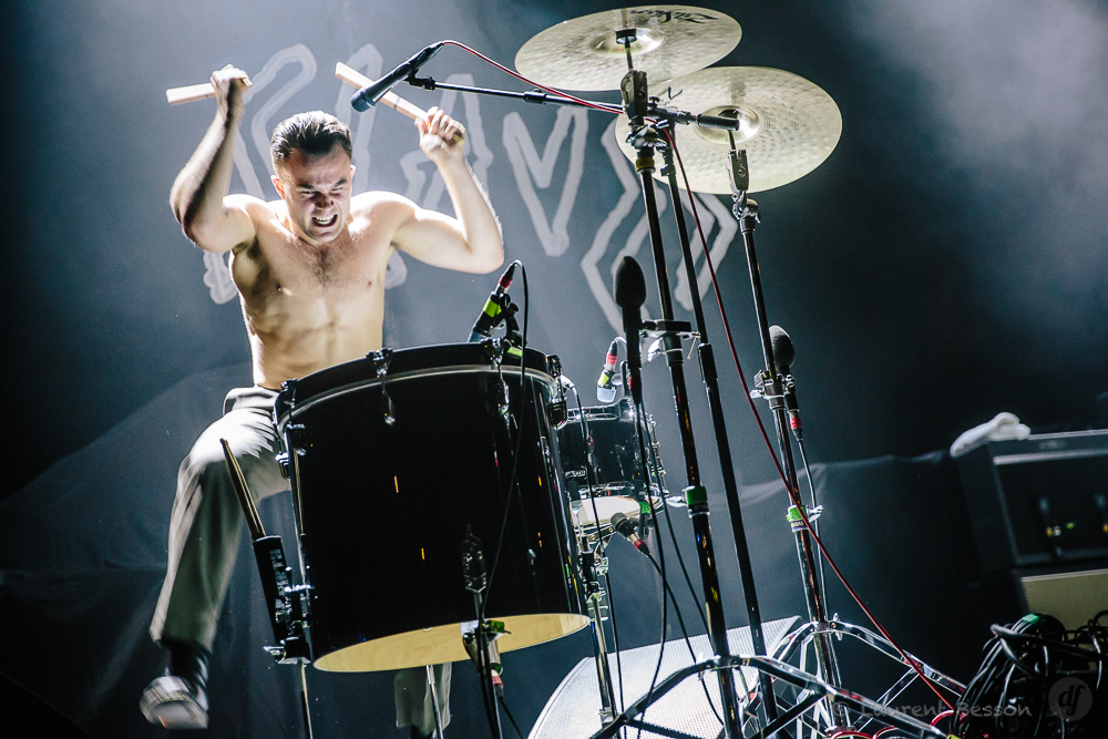 Slaves Download Festival