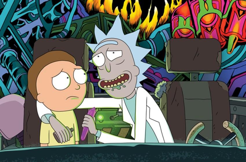 Rick and Morty: un poster et un vinyle de la B.O. à gagner