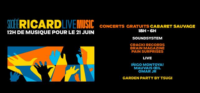 Paris fete de la musique 2019