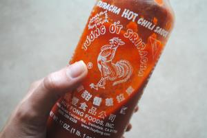 Dancing for Donuts   Sriracha