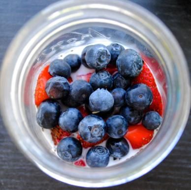 Dancing For Donuts   Chia Pudding