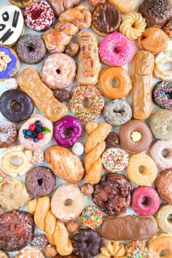LA Guid to Donuts - Studio DIY