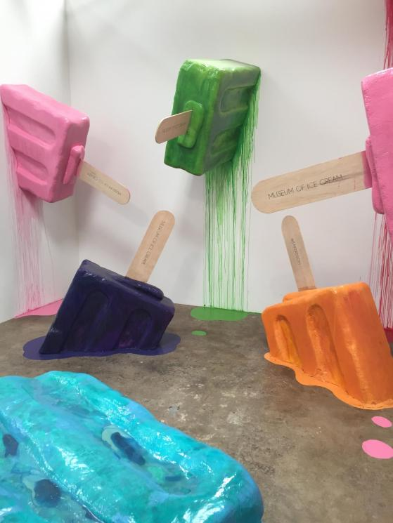 Dancing for Donuts | Museum of Ice Cream, Los Angeles.