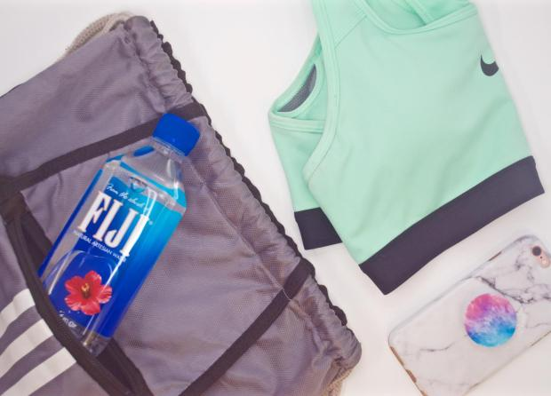 Dancing for Donuts | My Workout Essentials [ + Why I Always Have a Bottle of Water Handy]