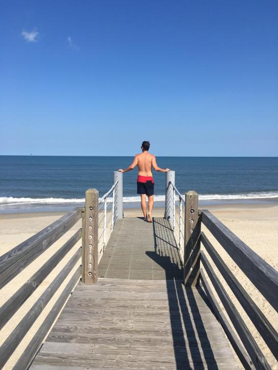 Dancing for Donuts | Hitting the Re-set Button in the Outer Banks + Autumn Goals