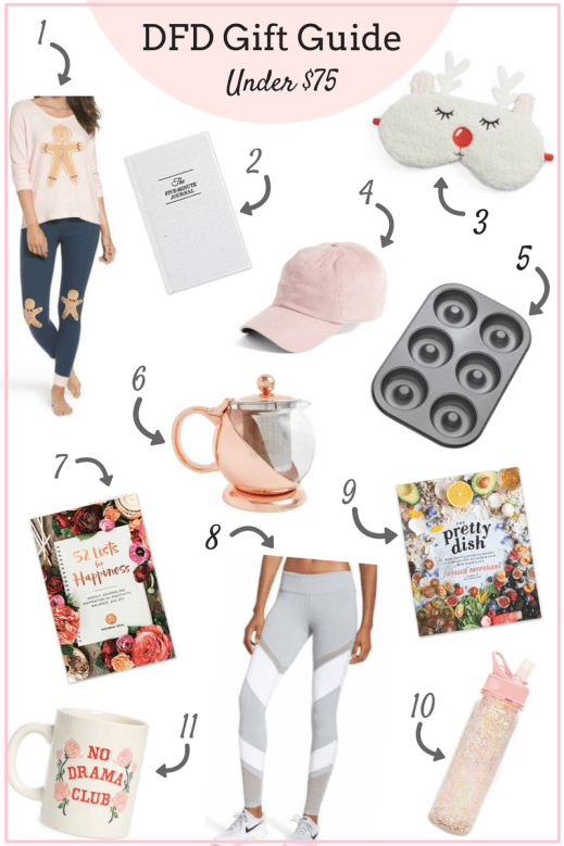 Dancing for Donuts | Under $75 Gift Guide