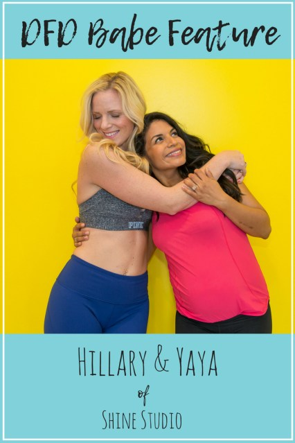 Dancing for Donuts | DFD Babe Feature: Hillary & Yaya of Shine Studio