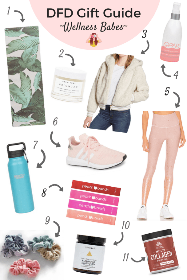 Dancing for Donuts | DFD Gift Guide for Wellness Babes