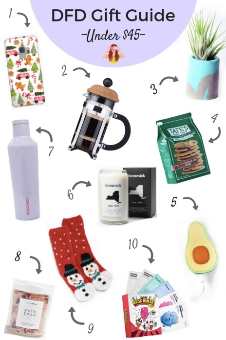 Dancing for Donuts | DFD Gift Guide Under $45