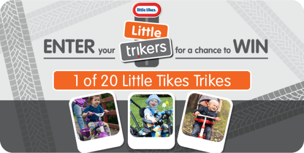 Little Tikes Trike contest