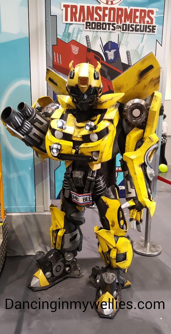 Transformer Robot - Bumblebee