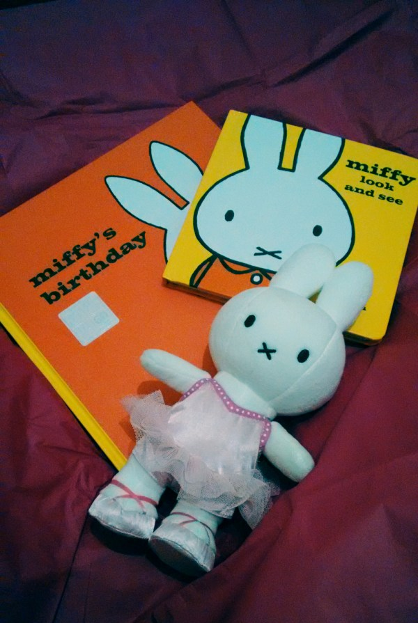Miffy Books and soft toy