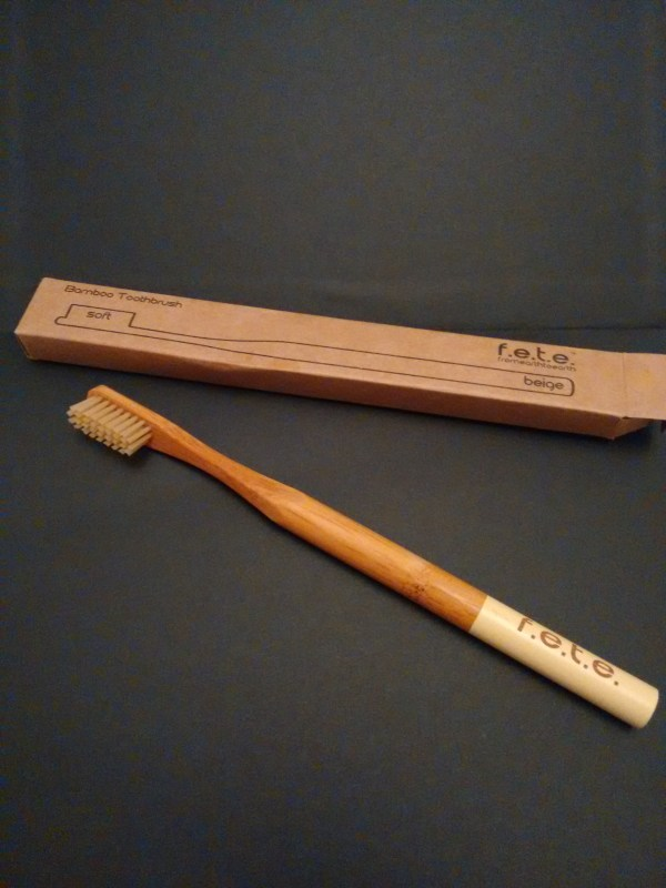 Bamboo Toothbrush Review