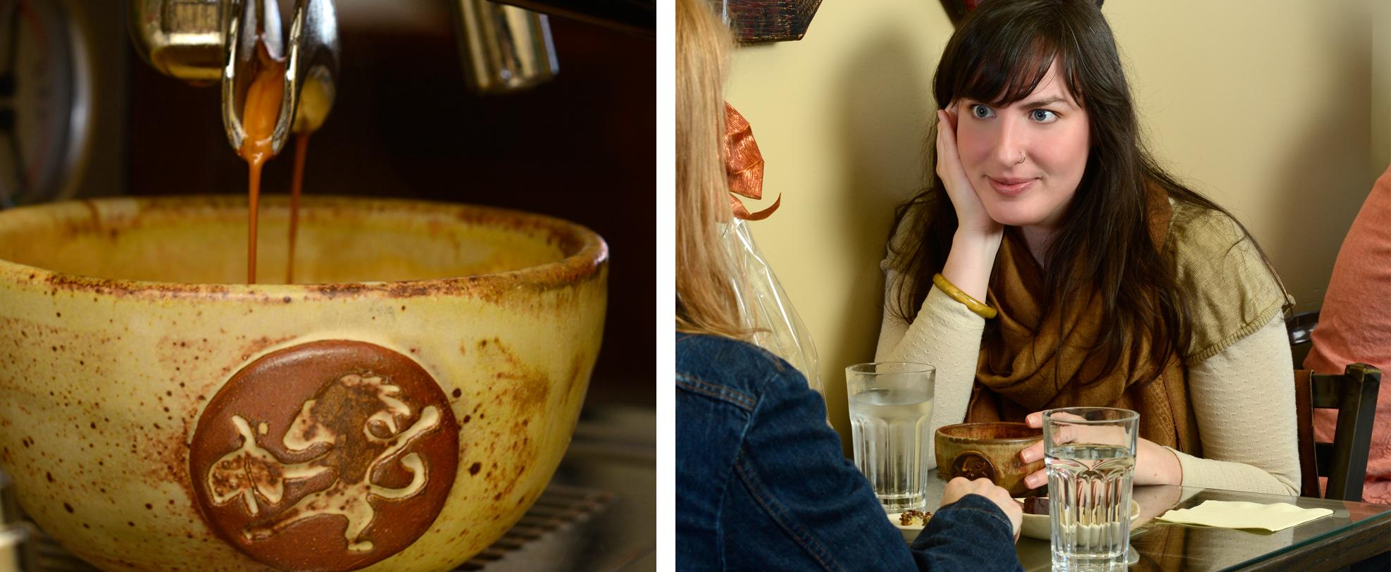Espresso & Rachel