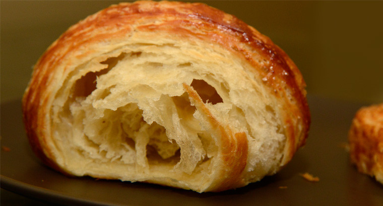 Croissant & Rachel