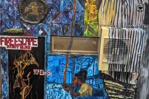 The Gift: A Street Art Mural